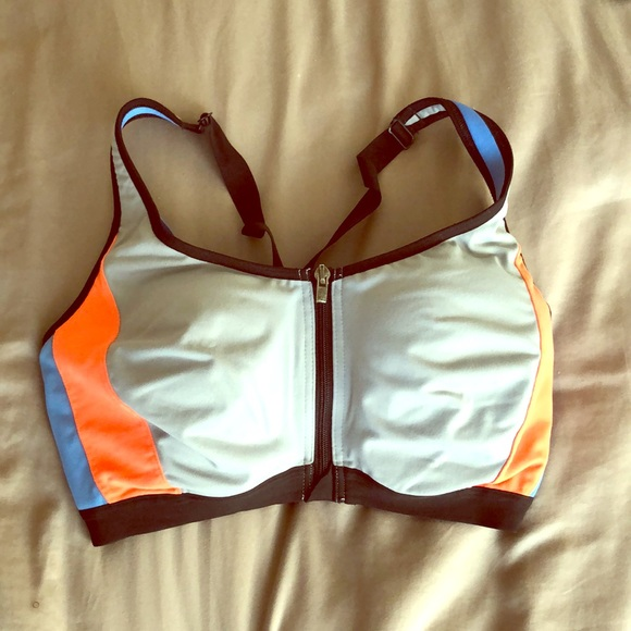 Victoria's Secret Other - VSX Front-close Sports Bra. 34DDD.